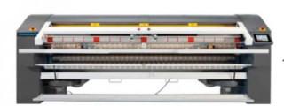 MCM 2500 გამშრობი-დამწნეხი ცილინდრული უთო